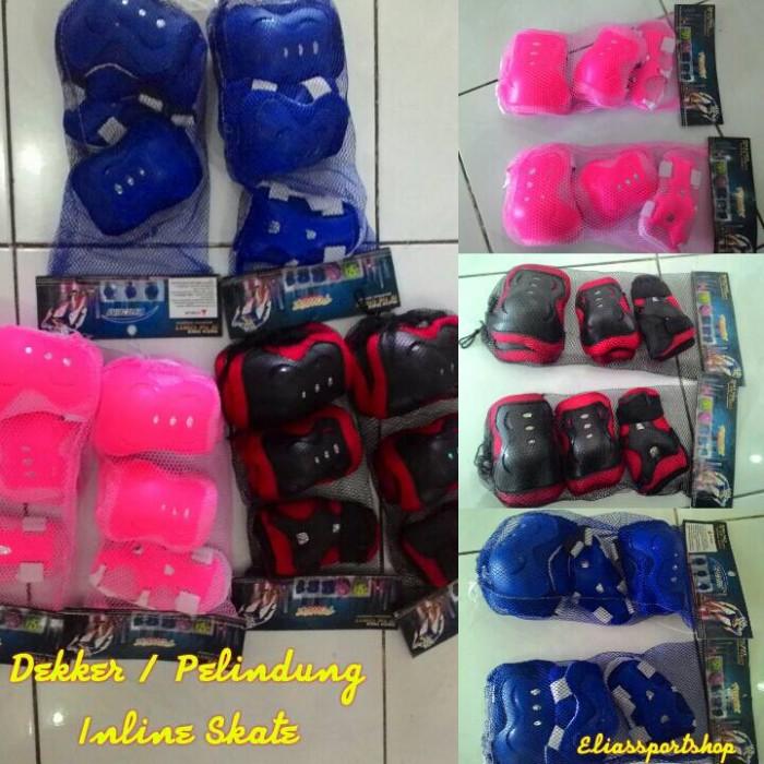 Jual Deker   Pelindung Sepatu Roda Anak - elias shopaholik  ba09943573