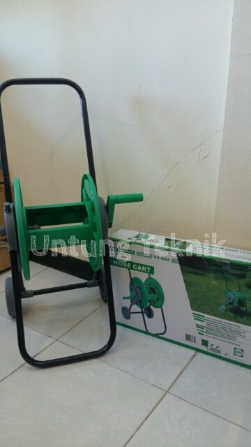 harga Gulungan Selang / Hose Reel With Wheels Sellery Tokopedia.com