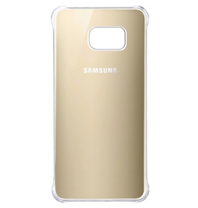 samsung galaxy s6 gold case. samsung galaxy s6 edge plus glossy cover case original - gold samsung m