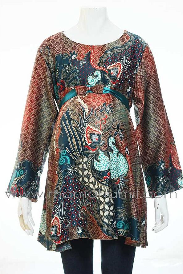 Model Baju Batik Hamil Model Baju Terbaru 2019