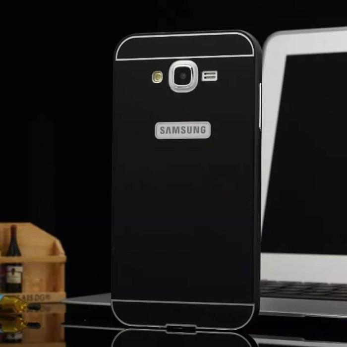 Samsung galaxy j5 - metal slide hard case