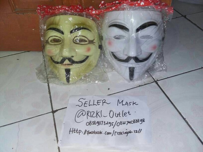 Jual Topeng Anonymous Vendetta Topeng Anonymous Tokopedia