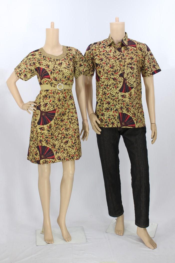 harga Sarimbit dres batik moderen baju couple batik murah Tokopedia.com