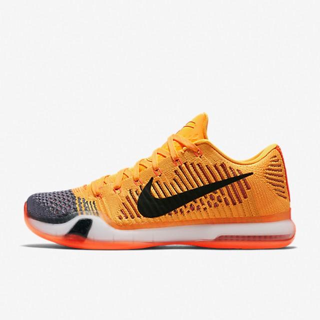 ... clearance sepatu basket nike kobe x elite low laser orange original  2ff73 83144 f8da1d0c8e
