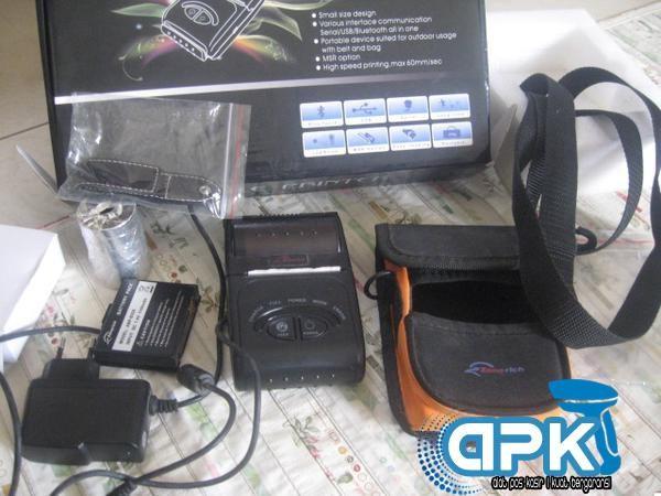 Foto Produk Printer Mobile Bluetooth, Zonerich AB-320 dari Alat POS Kasir