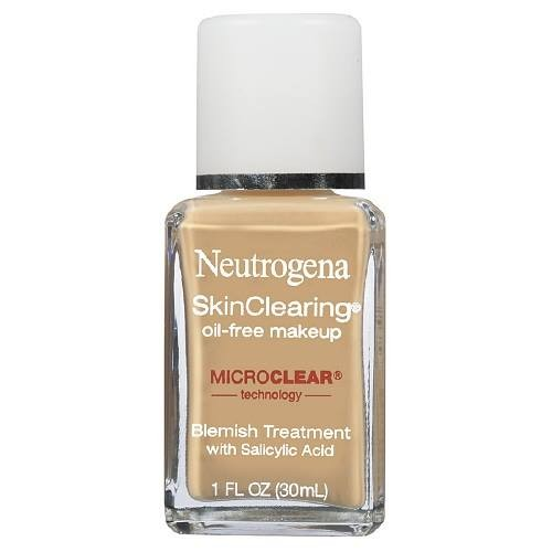 Foto Produk Neutrogena SkinClearing Oil-Free Makeup - Natural Beige dari YNVCosmetics