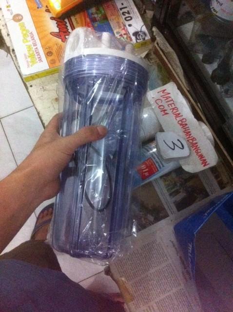 harga Cartridge filter tempat penyaringan air filter air Tokopedia.com