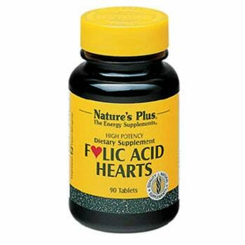 harga Natures plus folic acid hearts 90 asam folat Tokopedia.com