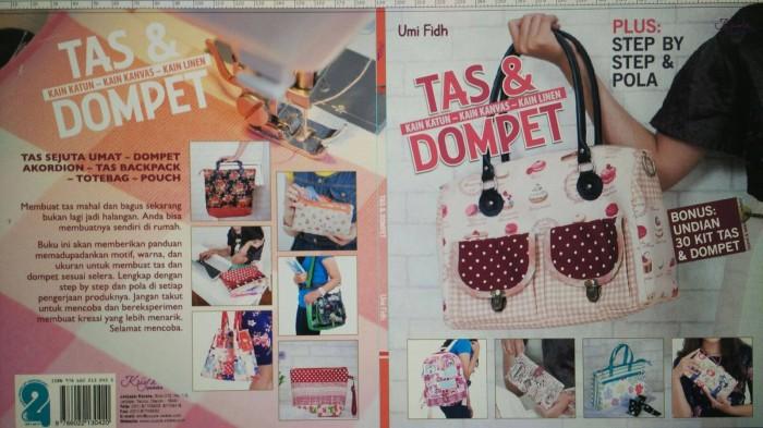 harga Buku tas dan dompet (kain katun-kain kanvas-kain linen) Tokopedia.com