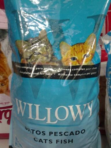 harga Makanan kucing merk willowy buatan spain Tokopedia.com