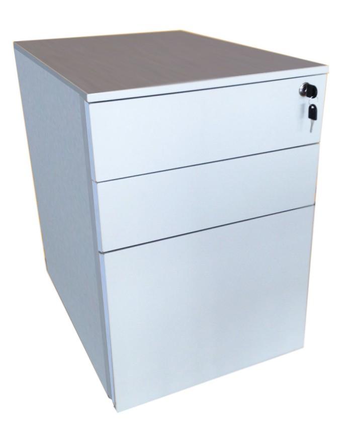 harga Safeguard swd h3 mobile drawer metal - light grey Tokopedia.com