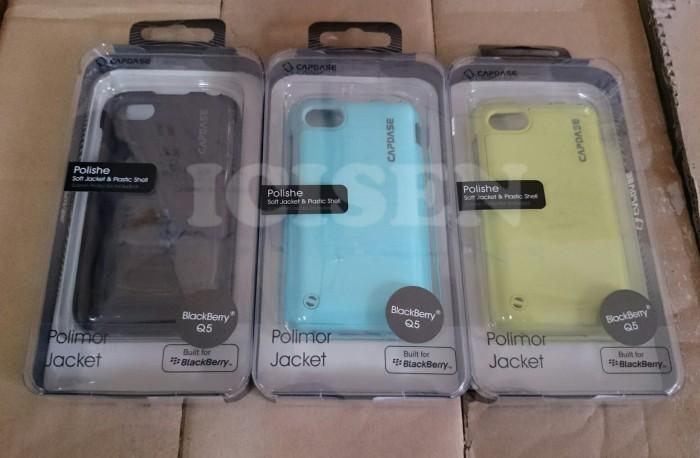 Capdase Case Polimor Jacket Blackberry Q5 ( BB Q5 ) Original