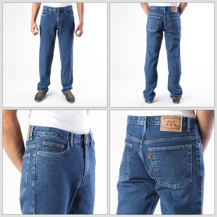 [jimmy martin 832] celana jeans pria / bawahan pria