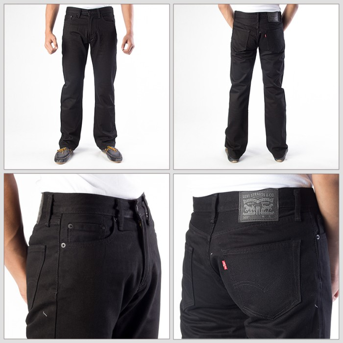 harga [100% original levis 505-0647] celana jeans pria / bawahan pria Tokopedia.com