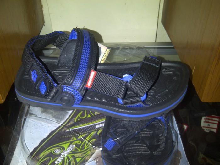 Sandal Gunung Spons, Ardiles Pumori Black Blue