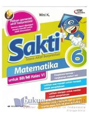 harga Sakti: matematika kls.6/ktsp -erlangga Tokopedia.com