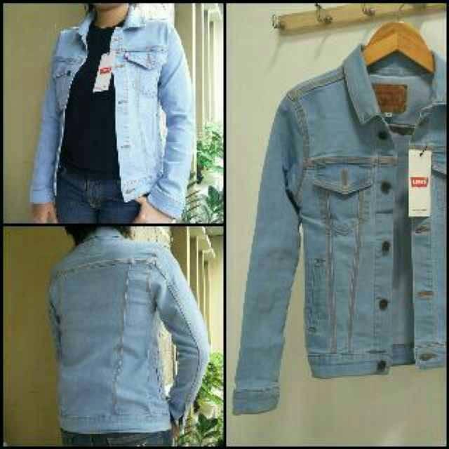 Jual jaket levis wanita murah Made in Bandung - BURSA JAKET BANDUNG ... 4617fa8ba9