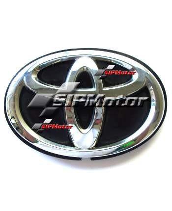 Foto Produk Emblem/Logo/Tutup Ban Serep/Stip/Cadangan Rush Hitam dari SIPMotor