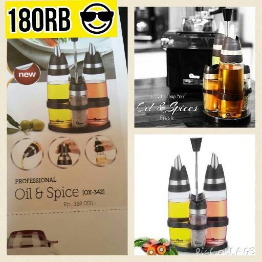 ox 342 oil spice oxone