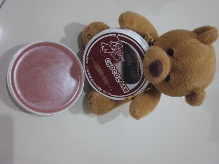 harga Chocolate/coklat pomade ritjhson oilbased 3.5oz free sisir saku Tokopedia.com