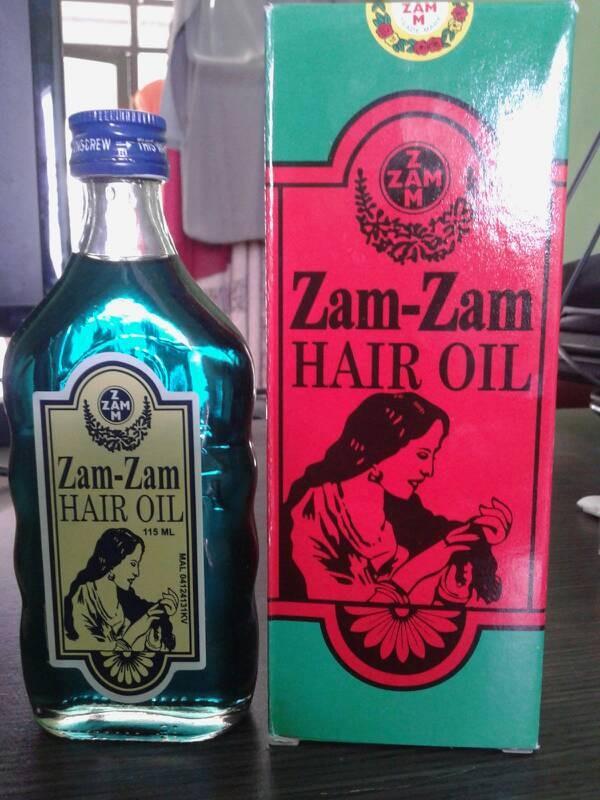 harga Zam zam hair oil ( minyak ajaib penumbuh rambut) Tokopedia.com