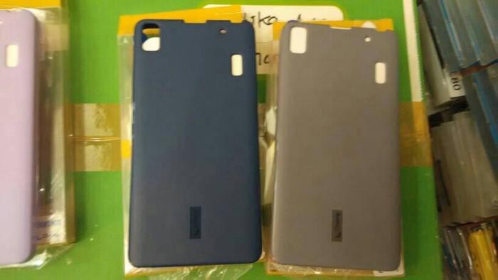 Case Lenovo A7000 SE Soft Plus Gratis Anti Gores