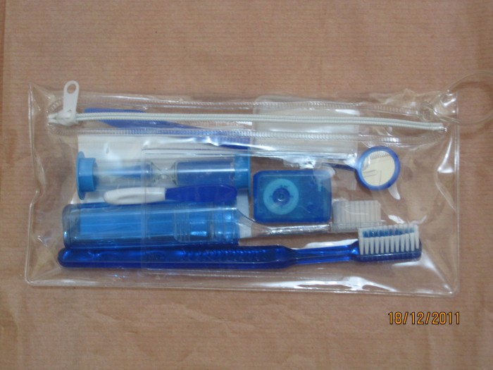 Jual Paket Sikat Travel (Dental Kit ) - KEDAI BLONK JOGJA  2bb51d148d