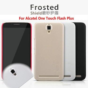 harga Nillkin hardcase alcatel flash plus onetouch [free screen protector] Tokopedia.com