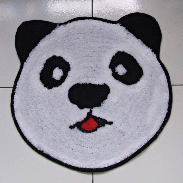 Jual Keset Wool Unik Lucu Bentuk Karakter Kartun Binatang Panda