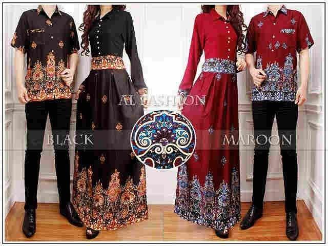 Jual COUPLE BATIK NANA - Chantic shop  e99a25b801