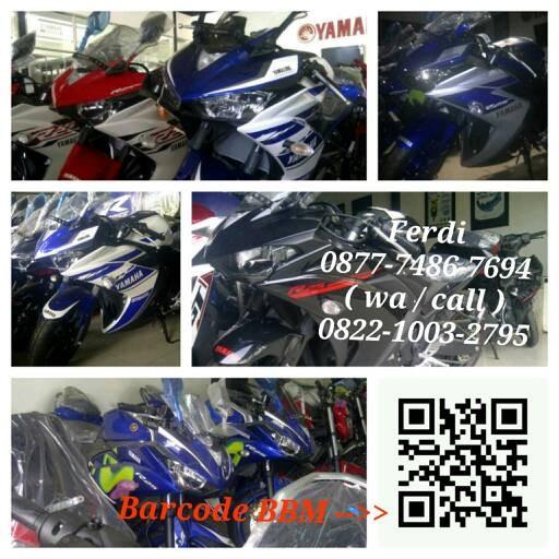 Yamaha R15 R25 MT25 Cash Kredit TT