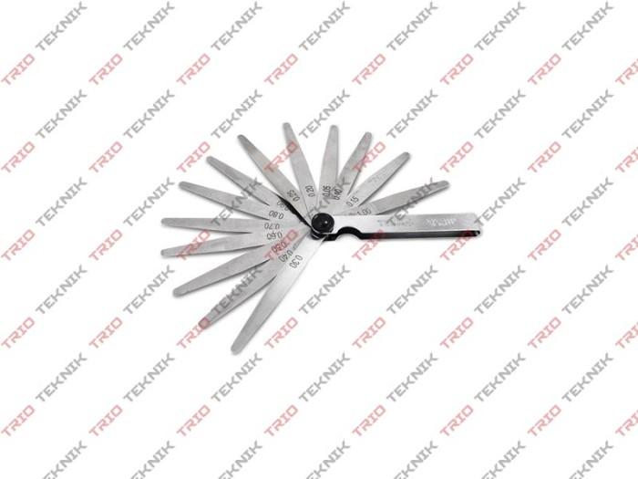 harga Feeler gauge tekiro 0.05mm-1mm Tokopedia.com
