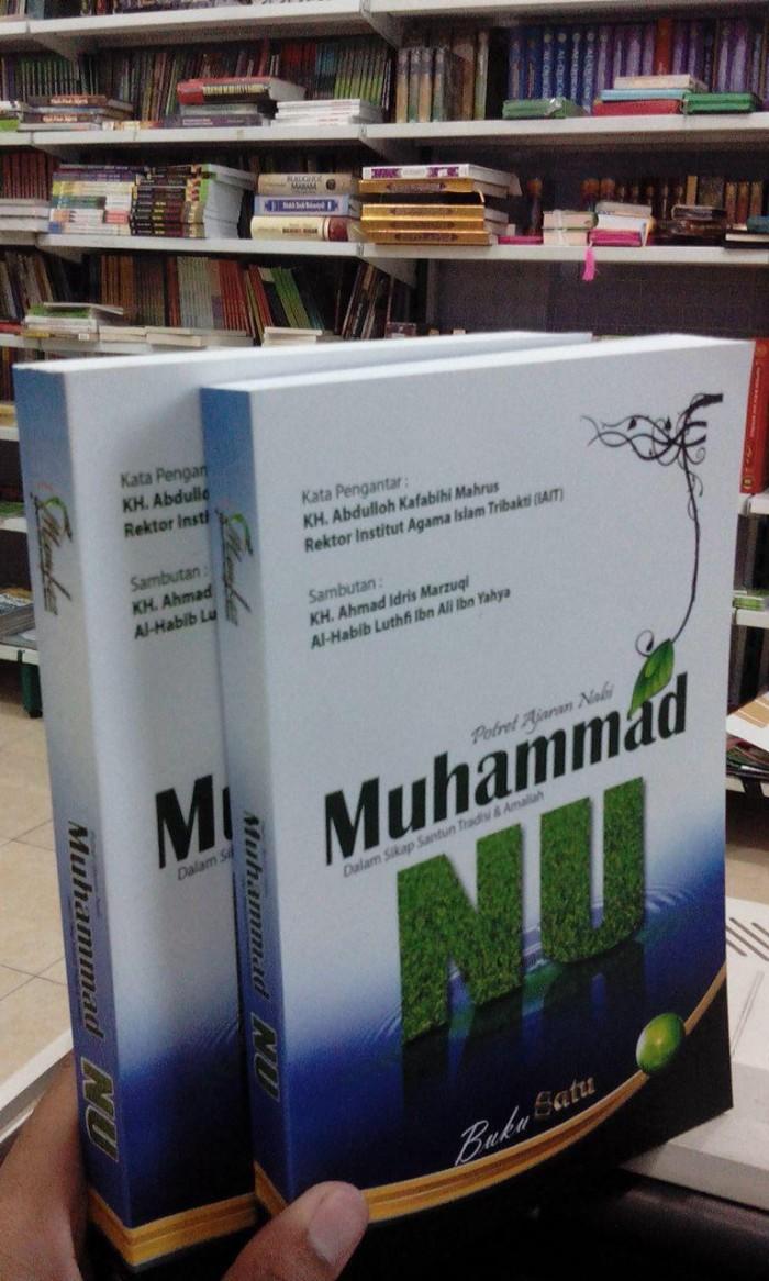 Jual Potret Ajaran Nabi Muhammad Dlm Sikap Sopan Santun Tradisi Amaliyah NU Kab Tuban Duta Ilmu