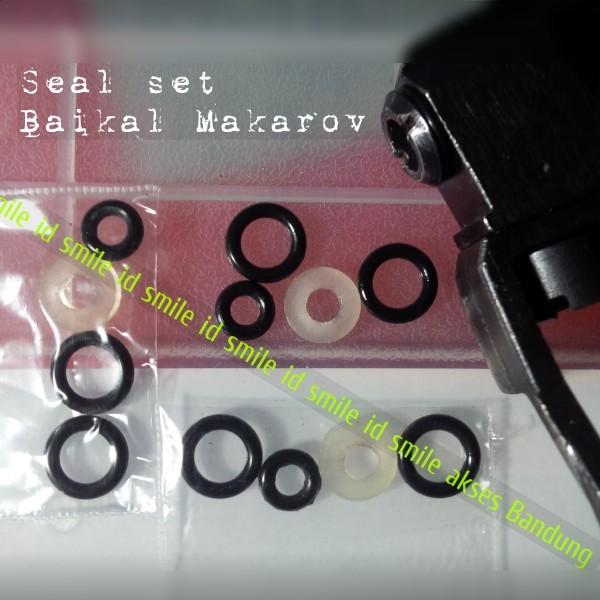 harga Seal set makarov baikal Tokopedia.com