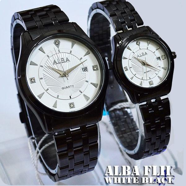 Foto Produk Jam Tangan Alba Pria Wanita Couple Premium Bergaransi #1InQuality dari barla store