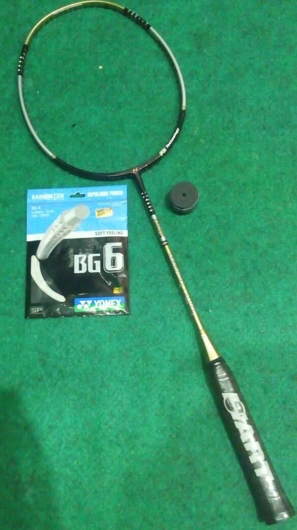 harga Raket badminton hart infinite pro i attack (over size)+bonus Tokopedia.com