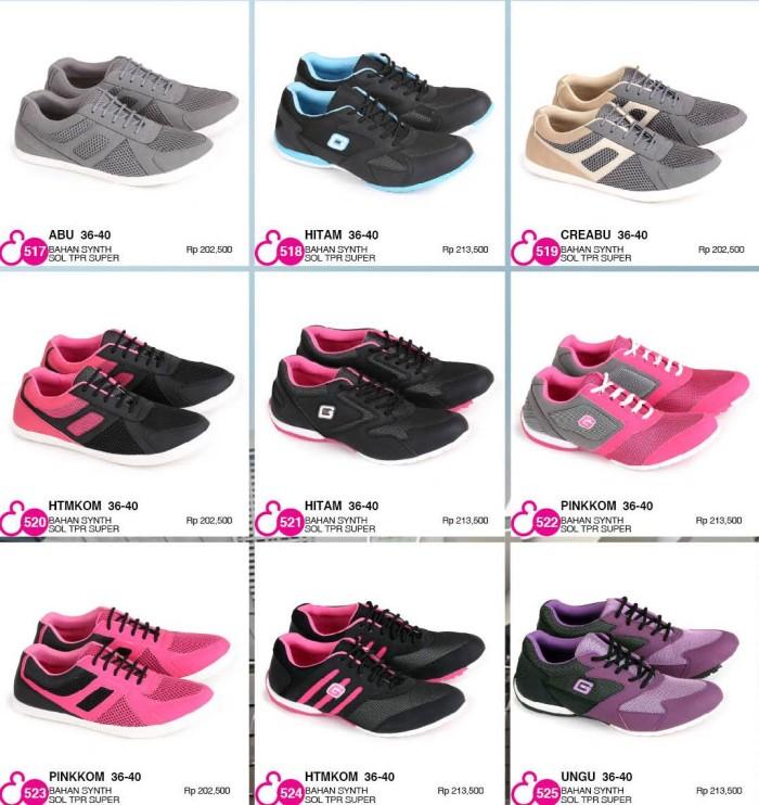 Jual buku katalog fashion GARSEL wanita (sepatu 693cc55d76