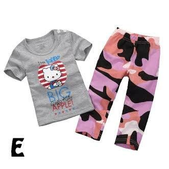 Katalog Baju Loreng Anak Perempuan Travelbon.com