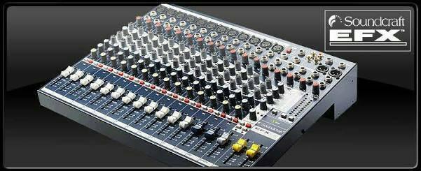 harga Mixer soundcraft efx-12 Tokopedia.com