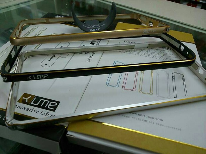 harga Bumper ume alumunium asus zenfone 2 55in Tokopedia.com