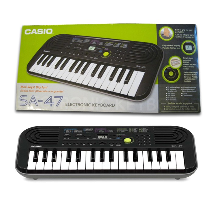 harga Mini keyboard casio sa-47 Tokopedia.com