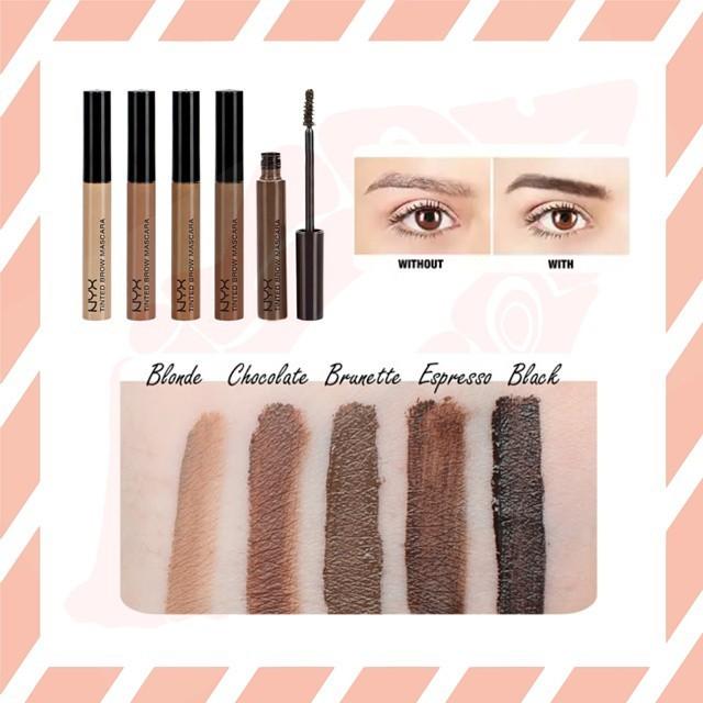 456483963b1 Jual NYX Tinted Brow Mascara - CHOCOLATE - Kota Bandung - CnL Beauty ...