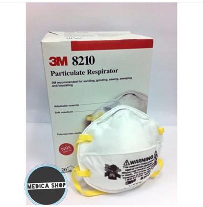 harga Masker 3m n95 8210 Tokopedia.com