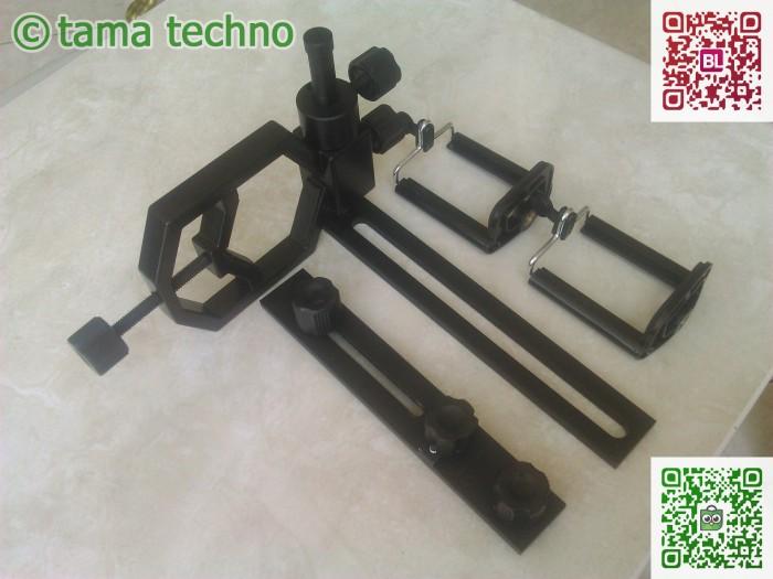 Jual universal mounting kamera senapan camera scope mount