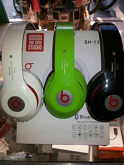 harga Headphone dr dre studio bluetooth ( mp3 player radio fm ) Tokopedia.com