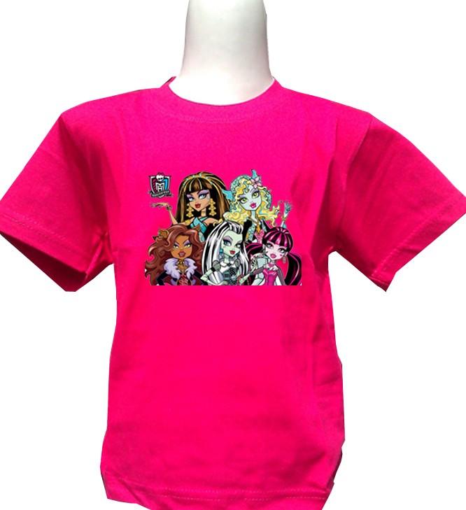 harga Kaos monster high mosh-001 ukuran anak Tokopedia.com