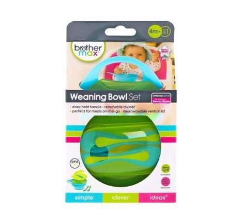 harga Brother max easy hold weaning bowl set Tokopedia.com