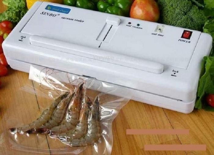 harga Vacuum sealer sinbo (mesin pengemas plastik kedap udara) Tokopedia.com