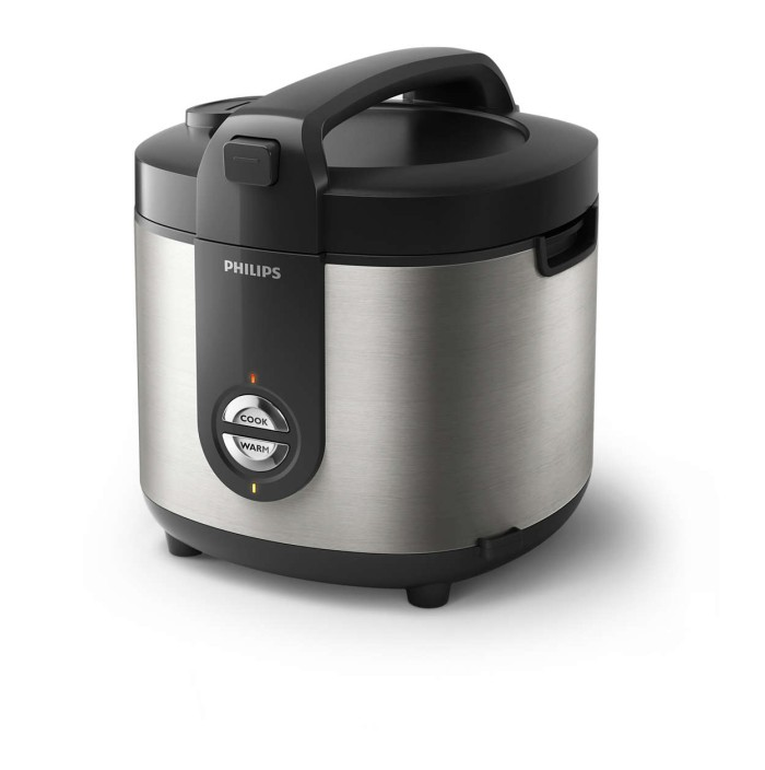 Jual Philips Stainless Rice Cooker Pro Ceramic 2 Liter