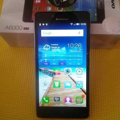 Lenovo A6000 Plus Second